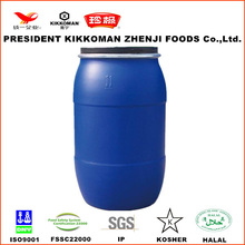 Natural brewed 230KG drum big packing soy sauce for industry
