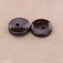 Best selling sewing decorative wooden buttons for shirt BK-BUT733
