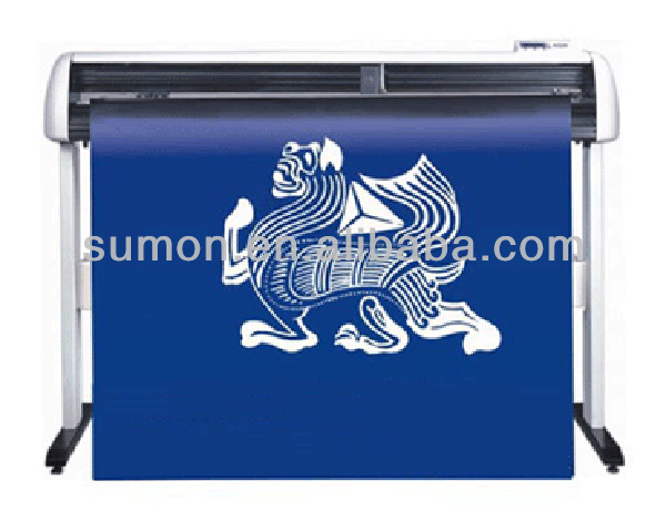 Computer Sticker Cutting Plotter/Cutter Plotter For Cutting Color PVC Film