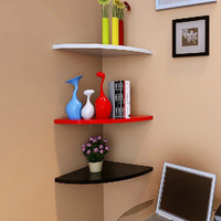 Floating Wooden Shelf Kit