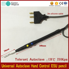 Hand switch Reusable Electrosurgical ESU Diathermy Pencils