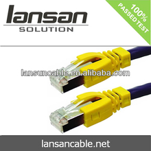 LANSAN UL approved fluke test network cable definition