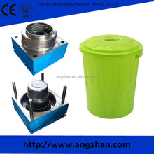 Plastic Barrel/bucket Injection Mold,plastic paint/water/fishing/laundry bucket mold made in China,high quality OEM maker