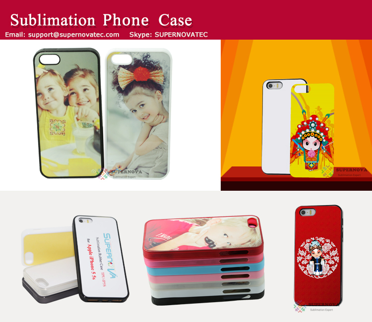 China Supplier Custom Printed Cell Phone Case for iPhone 5