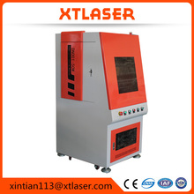 20w 30w 50w factory price CNC fiber laser marking machine for screen printing