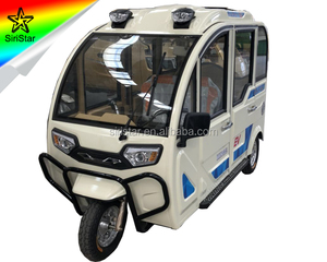 New Design Tuktuk Tricycle 3 Wheel Electric