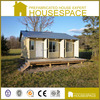 Green Waterproof Prefab Modular Container Home