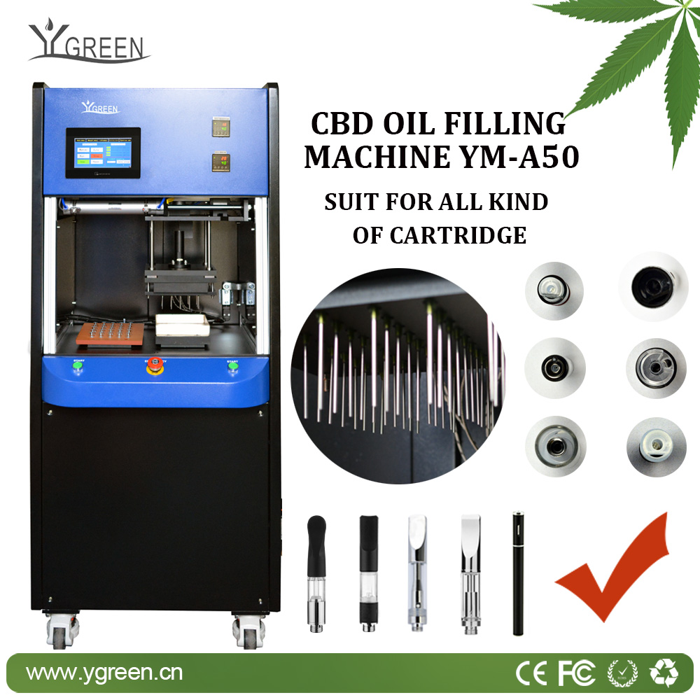 Hot selling!vape pen 510 atomizer CBD hemp oil disposable cbd oil filling machine