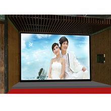 Hot sale products electronic CE approved programmable digital p6 indoor led moving message display sign