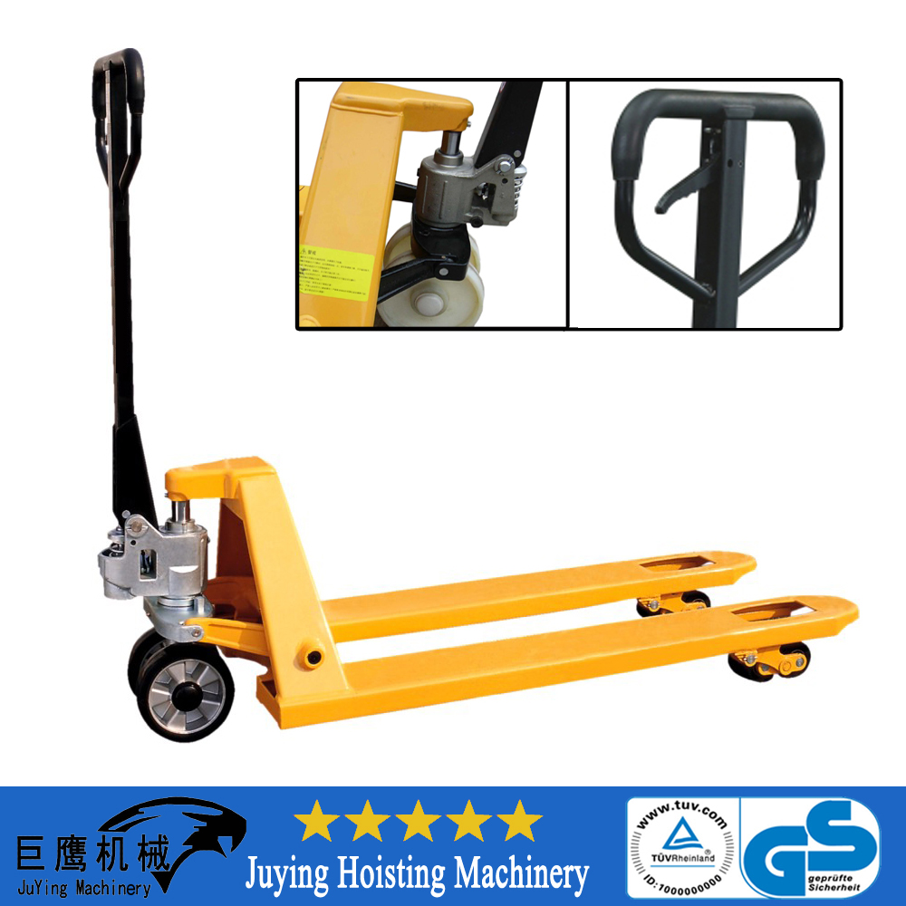 China supplier hydraulic forklift hand pallet pump 3 ton