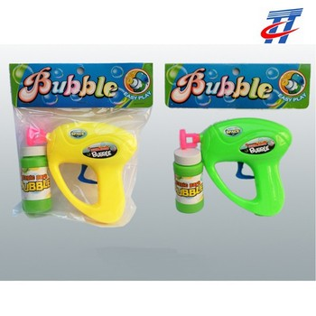 Promotion toy bubble water toy Bubble gun