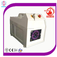 Portable and 500w single pulse q -switched nd yag laser machine remove pigment and colors / touch screen laser tattoo removal