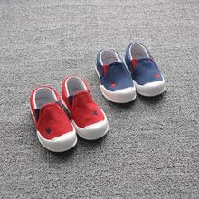 FC1698 kids shoes 2016 spring new style pentagram boys girls canvas casual shoes