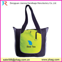 Eco polyester carry bag,lady tote bag