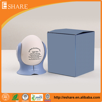 Home Air Dry Mildew Proof Mini Ceramic Reusable Moisture Absorber Dehumidifier Egg