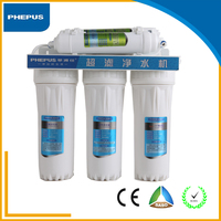 Perfect antibacterial water filter direct drinking water purifier filters with uf membrane