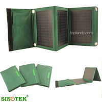 SINOTEK Solar Panel Cell Phone Charger