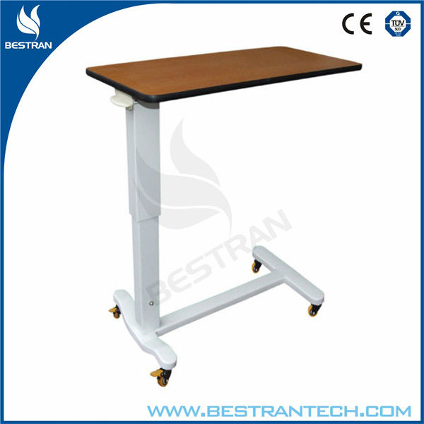 BT-AT004 Hot sales!!! Hospital overbed table wood furniture