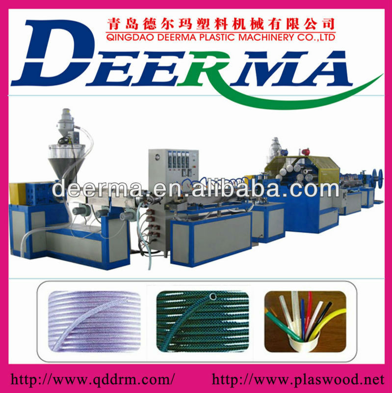 PVC hose garden pipe manufacturing machine/machine to make plastic pvc hose