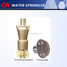HIGH QUALITY Brass Fire Foam Sprinkler Head for Fixed Fire Fighting System
