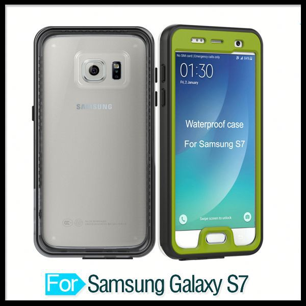 For Samsung Galaxy S7 Waterproof Case For Sam Samsung