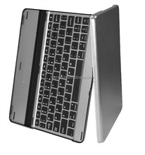 Bluetooth Wireless Ultra Slim Aluminum Keyboard Case Cover Stand For iPad 2,3,4