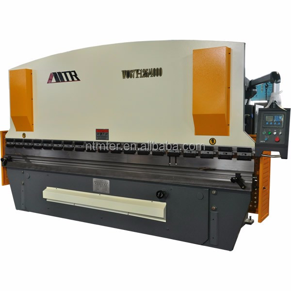 MTR WC67K-125/4000 hydraulic metal plate bending machine