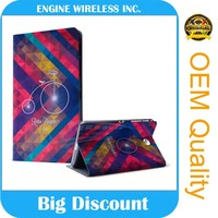 mobile phone spare parts leather case for samsung galaxy tab gt-p1000