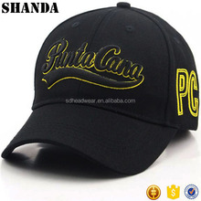 New Fashion Promotional Custom 6 Panel Japanese Baseball Cap