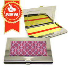 wholesale cheap blank unique business card holder display case