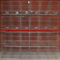 high quality factory price Portable Used Rabbit Breeding Cage for Sale