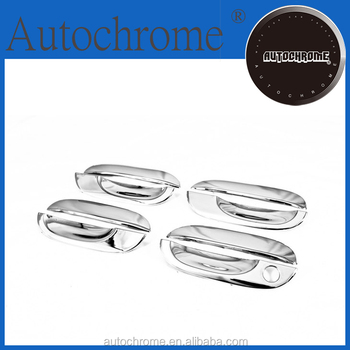 China wholesale specialized car accessory chrome door handle cover - for BMW 5 Series E39