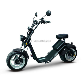Hot Electric Scooter 1200w Citycoco Scooter Electric Motorcycle For EU&US Market