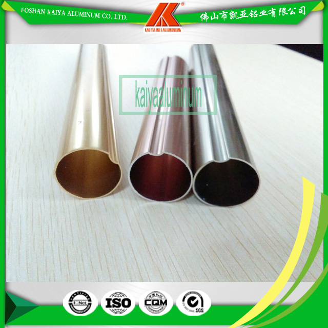 Anodizing Surface Popular Style Fancy Metal Aluminum Alloy Curtain Pole Curtain Rod