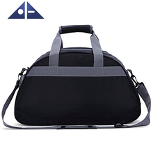 Custom 20 Inch Sports Gym Bag Travel Duffel Bag With Shoes Compartment