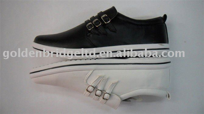 long face canvas shoes durable cheap white