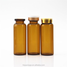 10ml Sterile Vials For Injection amber penicillin bottle vial