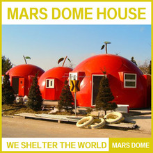 morden geodesic house instead used container housing unit on alibaba shop