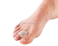 Gel Stay-Put Toe Spacers Toe Joint Sore Bunions Pain Relief HA00489