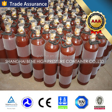 TPED DOT approval WP200bar Seamless steel gas cylinder for U.S.A.type