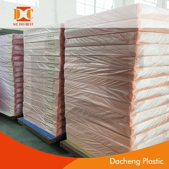 pp corflute sheet pp hollow sheet