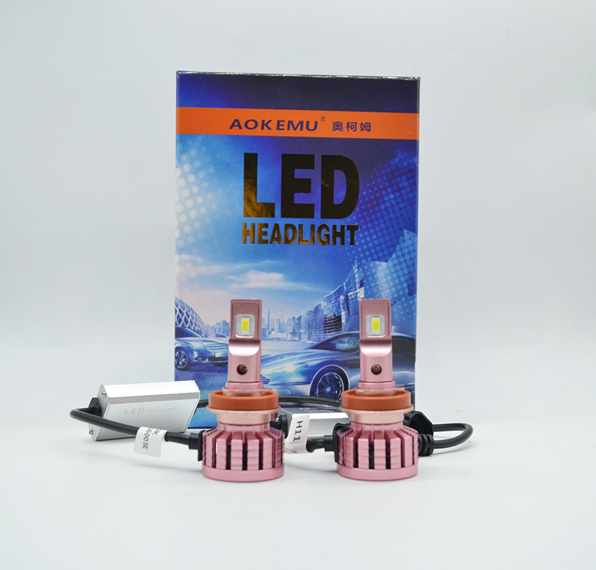 2 years warranty the best 6000lm  lampada led h8 h9 h10 h11b 9005 9006 9012 9004 9007 h13 car lamp