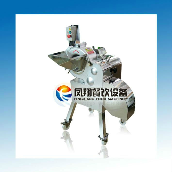 Automatic apple Cubing Machine (#304 Stainless Steel, Food-grade Parts), TEL: 0086-18902366815, SKYPE: selina84828