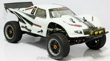 1/5 KM 29cc 4 Bolt engine Baja 5T rc truck + SS GhostTunepipe +2.4G 3CH Transmitter RTR