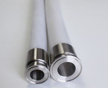 Medical steel wire silicone tube