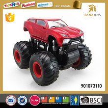 Hot Sale Big Foot Monster Plastic Toy Truck