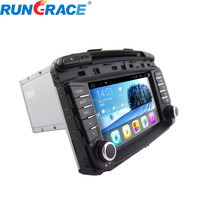 auto parts car radio with gps reverse camera for sorento dvd gps navigation radio tv bluetooth system