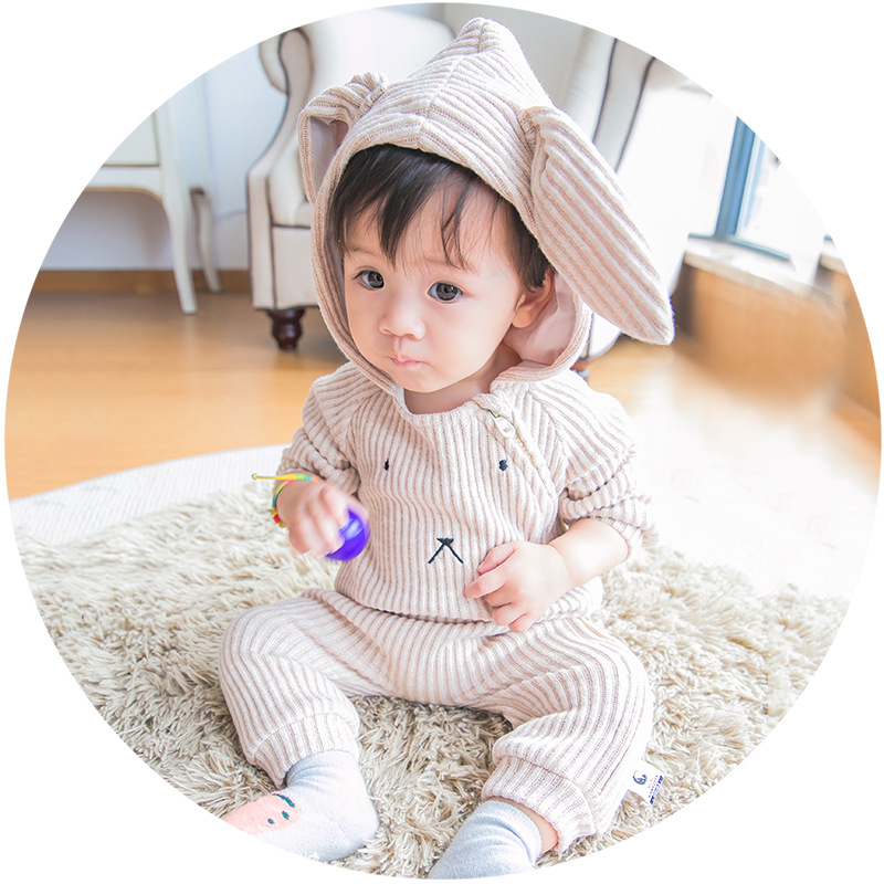 ZH00398B Infants & Toddlers clothing soft Baby Clothes/ Baby rompers