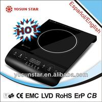 2015 fashionable design induction cookers/GS,CE,EMC,LVD,RHOS,ERP,CB approved