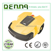 Denna Hottest selling robot lawn mower with infrared sensor and automatic charging function